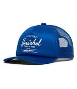 Herschel Supply Baby Whaler Snapback Surf the Web