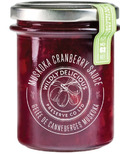 Wildly Delicious Muskoka Cranberry Sauce