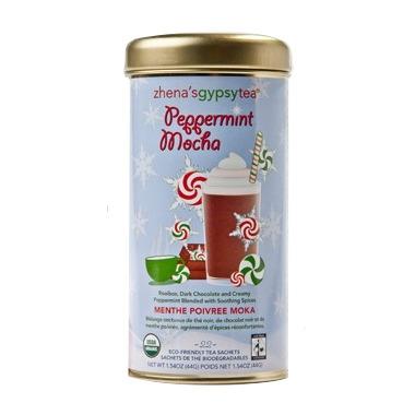 Zhena\'s Gypsy Peppermint Mocha Tea