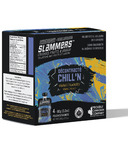 Organic Slammers Chill'n Fruit, Vegetable & Yogurt Snack