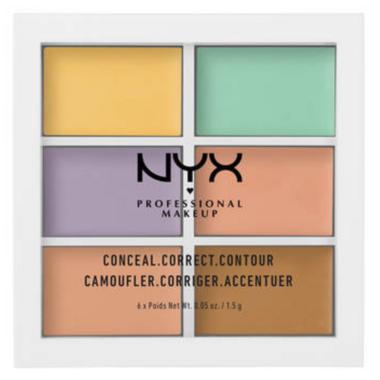 NYX Colour Correcting Palette