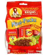 Sun-Maid California Raisins Mini-Snacks