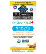 Garden Of Life Dr Formulated Kids Probiotic Strawberry Banana