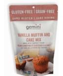 Organic Gemini Vanilla Muffin and Cake Mix with Tigernut Flour