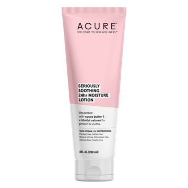 Acure Soothing 24 Hour Moisture Lotion