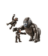 Playmobil Family Fun gorille avec bébés