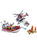Playmobil City Action Fire Rescue Mission