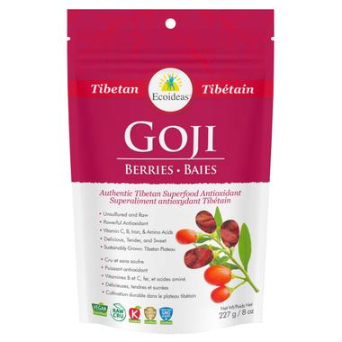Ecoideas Authentic Tibetan Goji Berries