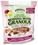 Jordans Organic Crunchy Coconut & Raisin Granola