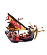 Playmobil Novelmore III navire de Combat des Burnham Raiders