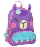 Stephen Joseph Sidekicks Backpacks Llama