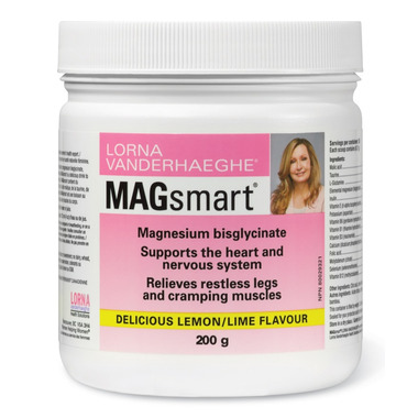 Lorna Vanderhaeghe MAGsmart Powder Lemon Lime