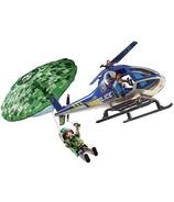 Playmobil City Action Police Parachute Recherche