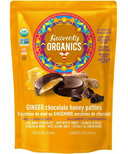 Heavenly Organics Ginger Chocolate Honey Patties