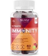 SUKU Vitamins Ultimate Immunity
