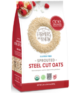 One Degree Steel Cut Oats