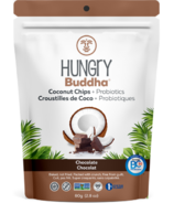 Hungry Buddha Chocolate Coconut Chips + Probiotics