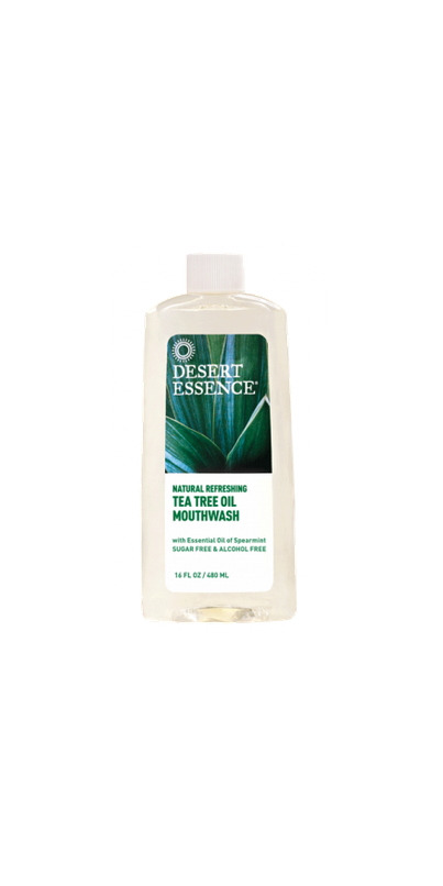 Buy Desert Essence Tea Tree Oil Mouthwash At Well Ca Free Shipping