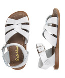 Salt Water Sandals The Original Children's Sandal White