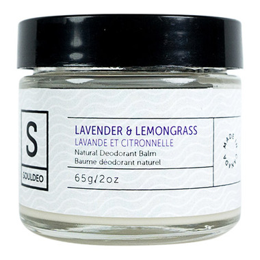 SoulDeo Cream Deodorant Lavender & Lemongrass