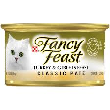 Fancy Feast - PATE Turkey and Giblets