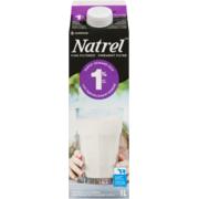 Natrel - Fine-Filtered Milk - Partly Skimmed