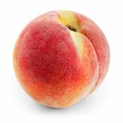 Peach, White Flesh Large