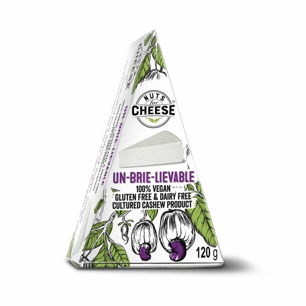 Nuts For Cheese - Un-Brie-Lievable