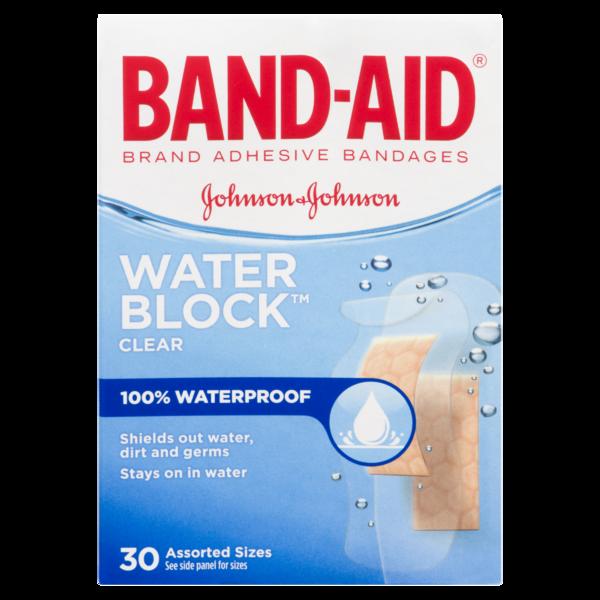Band Aid - Waterblock Plus