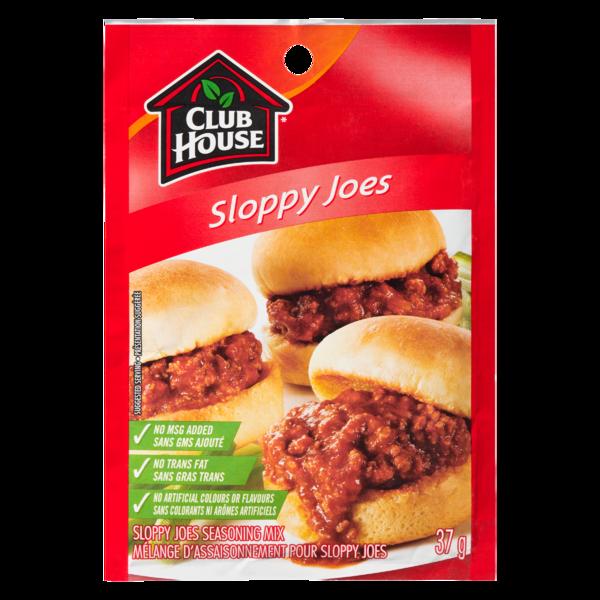 Club House - Sloppy Joe Seasoning