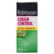 Robitussin Extra Strength DM