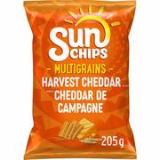 Sun Chips Harvest Cheddar Multigrain Snacks