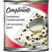 Compliments - Sweetened Condensed Milk