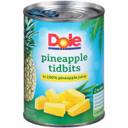 Dole - Pineapple Tidbits