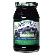 Smuckers Jam - Blueberry NSA