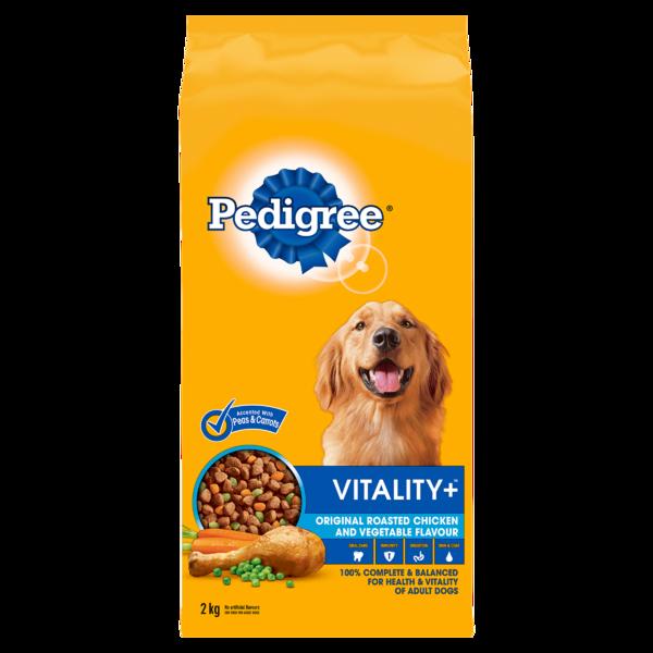 Pedigree - Vitality Original