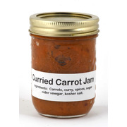 Curried Carrot Jam - Small