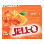 Jell-O - Orange Powder