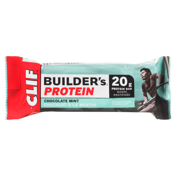 Clif Builders Chocolate Mint
