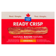 Maple Leaf Crisp Bacon Sliced