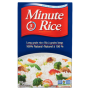 Minute - Rice