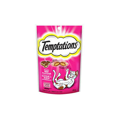 Whiskas - Temptations Hearty Beef
