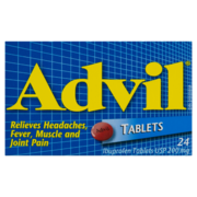 Advil - Regular 24 Tablets