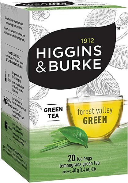 Higgins & Burke - Green Tea