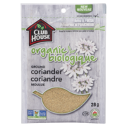 Club House - Organic Ground Coriander