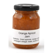Orange Apricot Jam