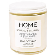 Sweet Orange and Anise Candle