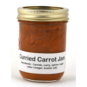 Curried Carrot Jam