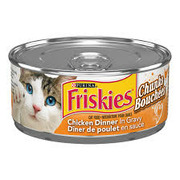 Friskies - Chunks Chicken Dinner In Gravy