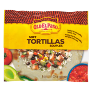 Old El Paso - Soft Tortillas Large